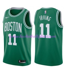 Boston Celtics Trikot Herren 2018-19 Kyrie Irving 11# Icon Edition Basketball Trikots NBA Swingman..