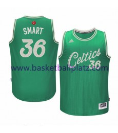 Boston Celtics Trikot Herren 2015 Marcus Smart 36# NBA Weihnachten Basketball Trikot Swingman..
