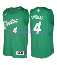 Günstige NBA Weihnachten Basketball Trikots Boston Celtics Herren 2016 Isaiah Thomas 4# Swingman..