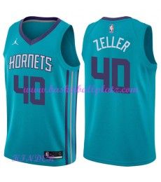 Charlotte Hornets NBA Trikot Kinder 2018-19 Cody Zeller 40# Icon Edition Basketball Trikots Swingman..
