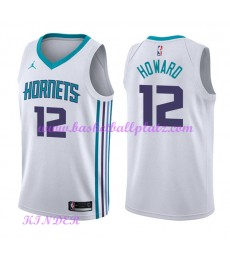 Charlotte Hornets NBA Trikot Kinder 2018-19 Dwight Howard 12# Association Edition Basketball Trikots..