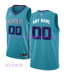 Charlotte Hornets NBA Trikot Kinder 2018-19 Icon Edition Basketball Trikots Swingman..