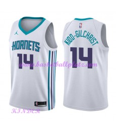 Charlotte Hornets NBA Trikot Kinder 2018-19 Michael Kidd-Gilchrist 14# Association Edition Basketbal..