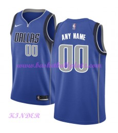 Dallas Mavericks NBA Trikot Kinder 2018-19 Icon Edition Basketball Trikots Swingman..