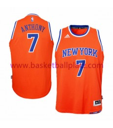 New York Knicks Trikot Kinder 15-16 Carmelo Anthony 7# Alternate Basketball Trikot Swingman..